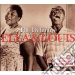 (3cd) the definitive ella & louis cd musicale di Ella/arms Fitzgerald