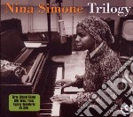(3cd) trilogy: little/amazing/at town cd musicale di Nina Simone