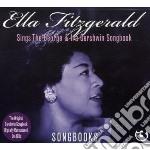 (3cd) songbook cd musicale di Ella Fitzgerald