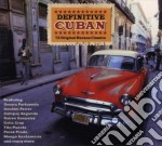 Definitive cuban (3cd) cd musicale di ARTISTI VARI