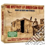 The history of american folk (3cd) cd musicale di ARTISTI VARI