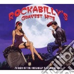 (3cd) rockabilly's greatest hits cd musicale di Artisti Vari