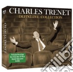 Definitive collection cd musicale di Charles Trenet