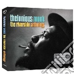 (3cd) the riverside anthology cd musicale di Thelonious Monk