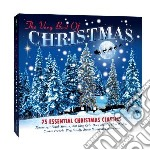 The very best of christmas 75 ess.classi cd musicale di Artisti vari - natal