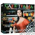(3cd) cafe' italia cd musicale di Artisti Vari
