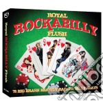 (3cd) royal rockabilly flush cd musicale di Artisti Vari