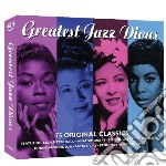 (3cd) greatest jazz divas cd musicale di Artisti Vari