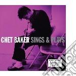(LP VINILE) Sings & plays (2lp 180 gr.) lp vinile di Chet Baker