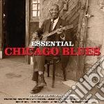(LP VINILE) Essential chicago blues (2lp 180 gr.) lp vinile di Artisti Vari
