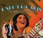 CAFE' DE PARIS: 50 GRANDS SUCCES FRANCAI cd musicale di ARTISTI VARI