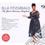 THE GREAT AMERICAN SONGBOOK (2CD) cd musicale di Ella Fitzgerald