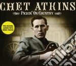 PICKIN' ON COUNTRY (2CD) cd musicale di Chet Atkins