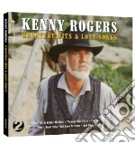 Greatest hits & love songs(2cd) cd musicale di Kenny Rogers