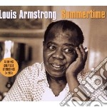 SUMMERTIME (2CD) cd musicale di Louis Armstrong