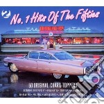 No.1 hits of the fifties: 50 original ch cd musicale di Artisti Vari