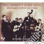 The ultimate collection (2cd) cd musicale di Reinhardt django gra
