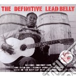 The definitive (2cd) cd musicale di Lead Belly