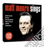 Sings (2cd) cd musicale di Matt Monro
