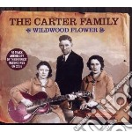 Wildwood flower (2cd) cd musicale di Family Carter
