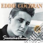 Summertime blues (2cd) cd musicale di Eddie Cochran