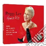 GREATEST HITS (2CD) cd musicale di Peggy Lee