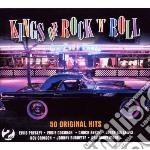 The kings of rock'n'roll: 50 original hi cd musicale di Artisti Vari