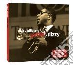 Gettin' dizzy (2cd) cd musicale di Dizzy Gillespie