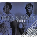 Ella & louis: together (2cd) cd musicale di Fitzgerald/armstrong