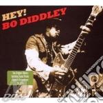 Hey bo diddley (2cd) cd musicale di Bo Diddley