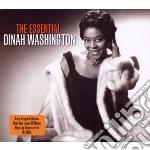 The essential (2cd) cd musicale di Dinah Washington
