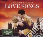 Unforgettable love songs (2cd) cd musicale di Artisti Vari