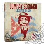 Los reyes del son (2cd) cd musicale di Compay Segundo
