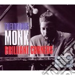 Brilliant corners + thelonius himself cd musicale di Thelonius Monk