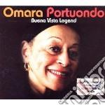 Magia negra cd musicale di Omara Portuondo