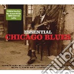 Essential chicago blues cd musicale di Artisti Vari