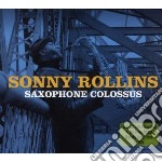Saxophone colossus cd musicale di Sonny Rollins