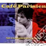 Cafe' parisien (2cd) cd musicale di Artisti Vari