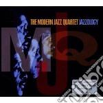Jazzology (django + fontessa 2cd) cd musicale di Modern jazz quartet
