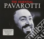 The essential (2cd) cd musicale di Luciano Pavarotti