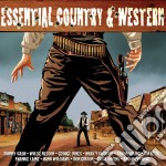 Essential country & western cd musicale di Artisti Vari