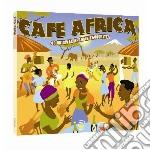 Cafe' africa cd musicale di Artisti Vari