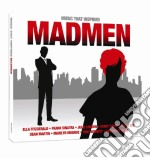 Music that inspired madmen cd musicale di Artisti Vari