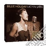 Lady in satin cd musicale di Billie Holiday