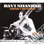Sitar virtuoso (2cd) cd musicale di Ravi Shankar