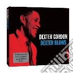 Dexter blows (2cd) cd musicale di Dexter Gordon