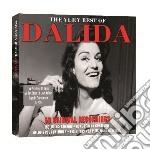 The very best of - 50 original recording cd musicale di Dalida