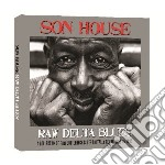Raw delta blues (2cd) cd musicale di Son House
