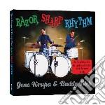 Razor sharp rhythm (2cd) cd musicale di Artisti Vari