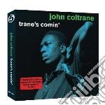 Trane's comn' (5cd) cd musicale di John Coltrane
